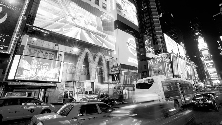 Fotografie New York - Times Square